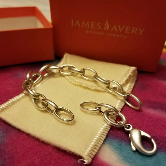 b085fb9c2 James Avery Jewelry - James Avery Inter-Changeable Charm Bracelet